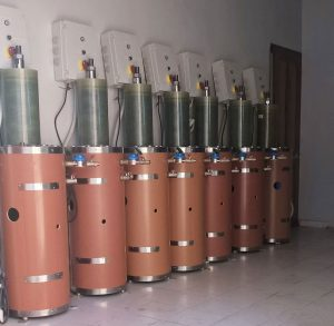 Stockage d'unités Aclaira-P